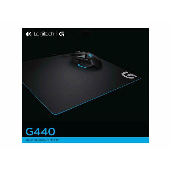 LOGI G440 Hard Gaming Mouse Pad EER2