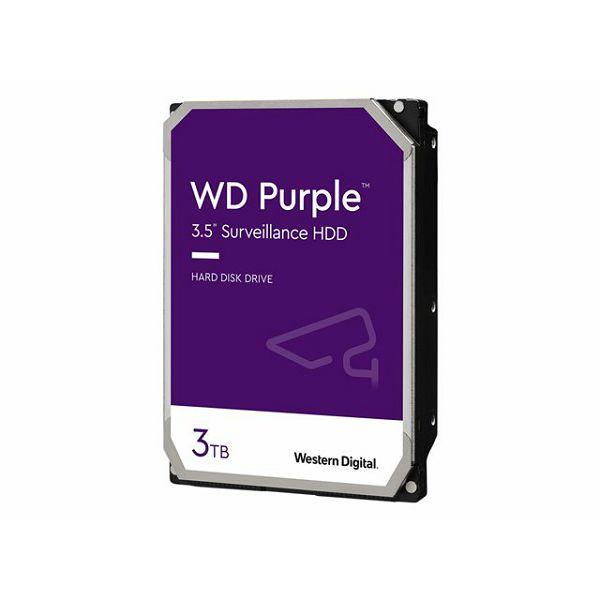 WD Purple 3TB SATA 6Gb/s CE