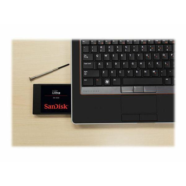 SANDISK Ultra 3D SSD 2.5inch 250GB