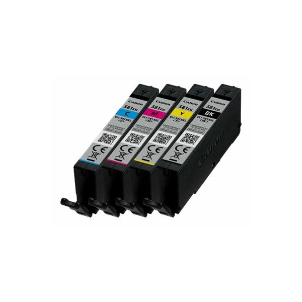 CANON INK CLI-581XXL C/M/Y/BK MULTI Sec