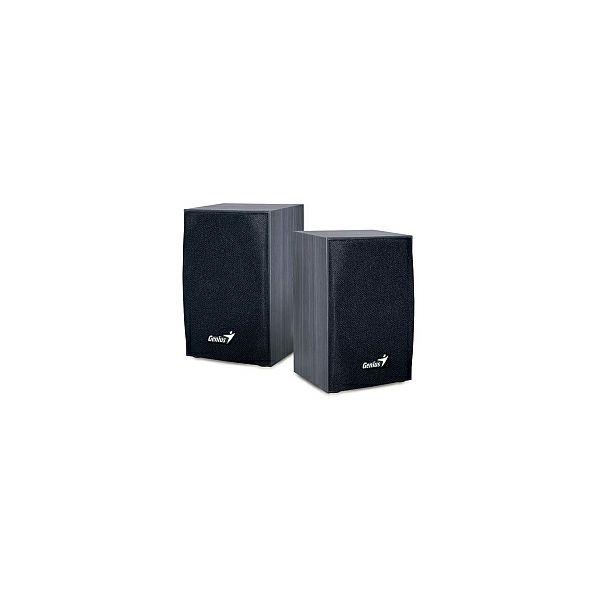Genius SP-HF160 drveni zvučnici, 4W, USB, crni
