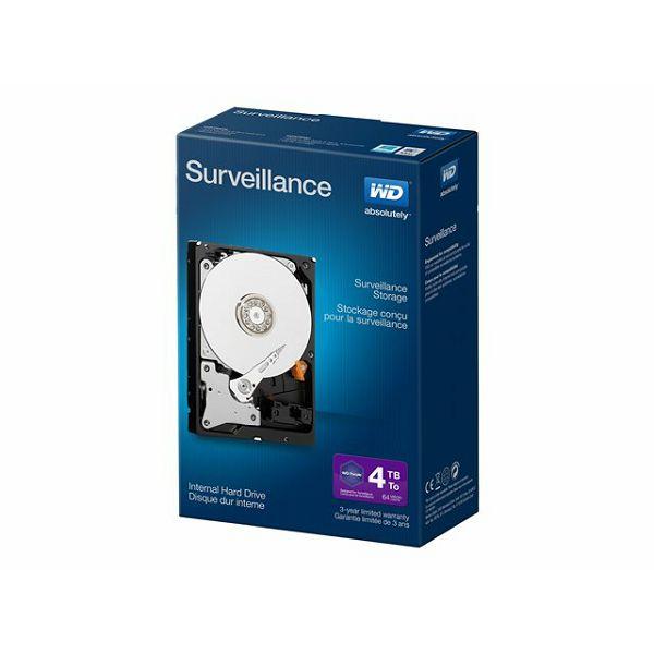 WD Purple Desktop HDD 6TB Retail