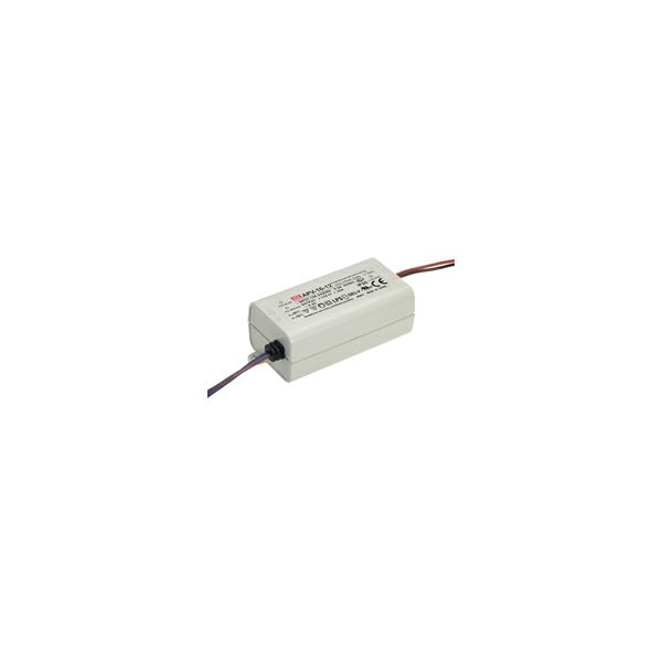 EcoVision MEAN WELL napajanje 25W, 230V AC/12V DC, plastično kućište, APV-25-12