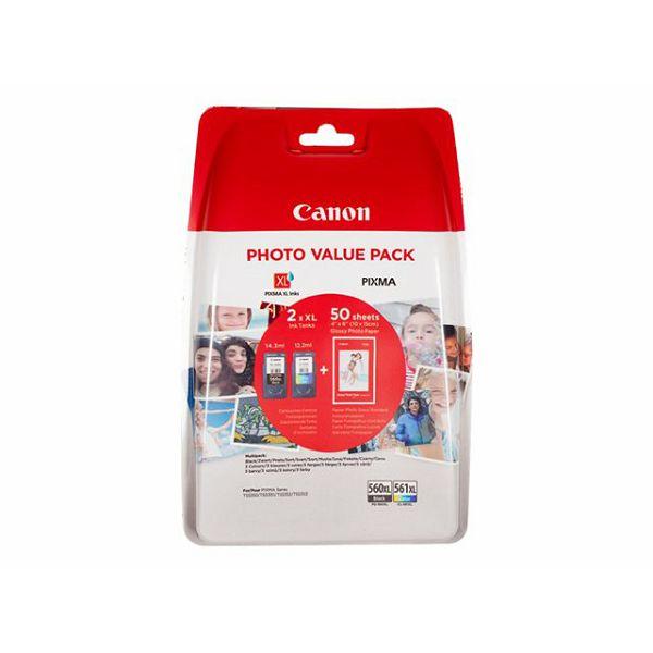 CANON CRG PG-560XL/CL-561XL PHOTO VALUE