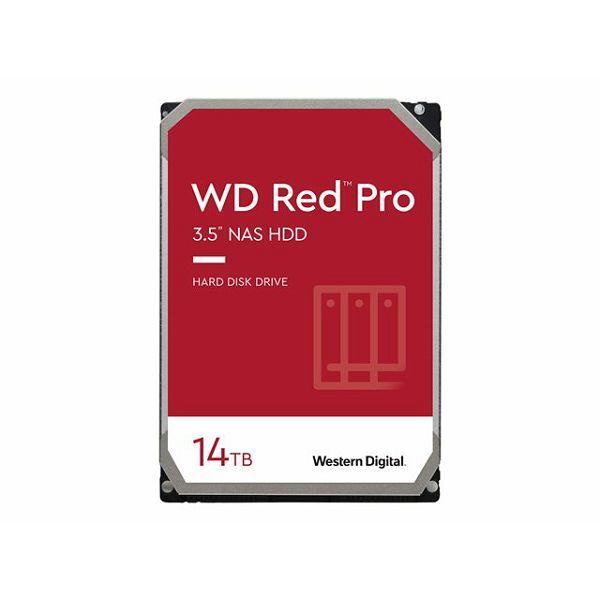 WD Red Pro 14TB 6Gb/s SATA HDD