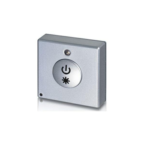 EcoVision LED RF mini daljinski za kontrolere 2501, gumb kvadratični