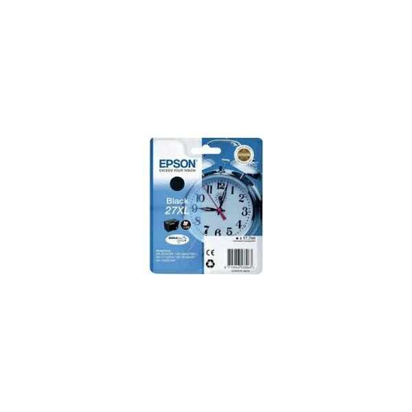 Car. Epson T27114010 27XL, crna 17.7 ml (1100 stranica)