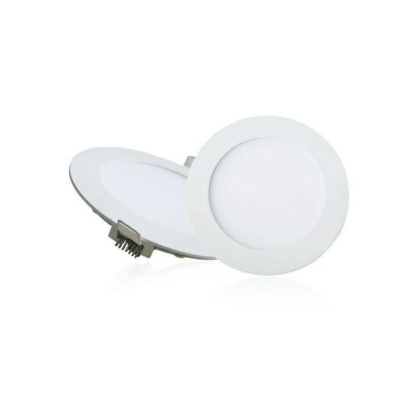 LED downlight ugradni 9W, 810lm, 3000K, IP20, fi145x13mm