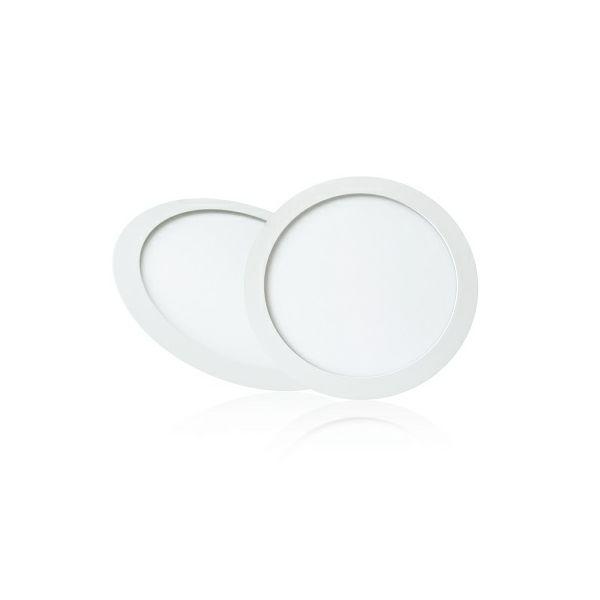 LED downlight ugradni 24W, 2160lm, 3000K, IP20, fi 300x13mm