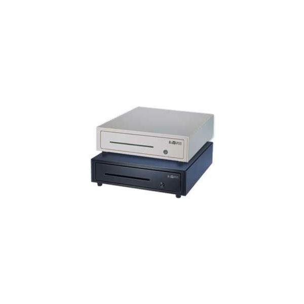 B&W POS ladica za novac Metal Heavy Duty 410×415×100mm, RJ11 24V, bijela (HS-410A)
