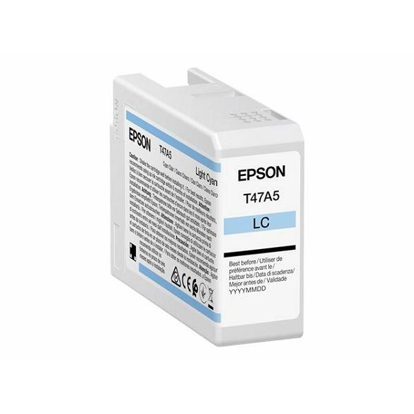 EPSON Singlepack Light Cyan T47A5 UltraC