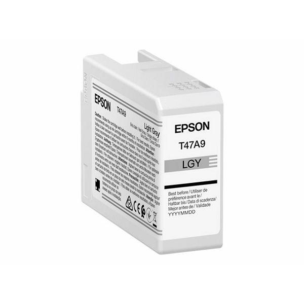 EPSON Singlepack Light Gray T47A9 UltraC