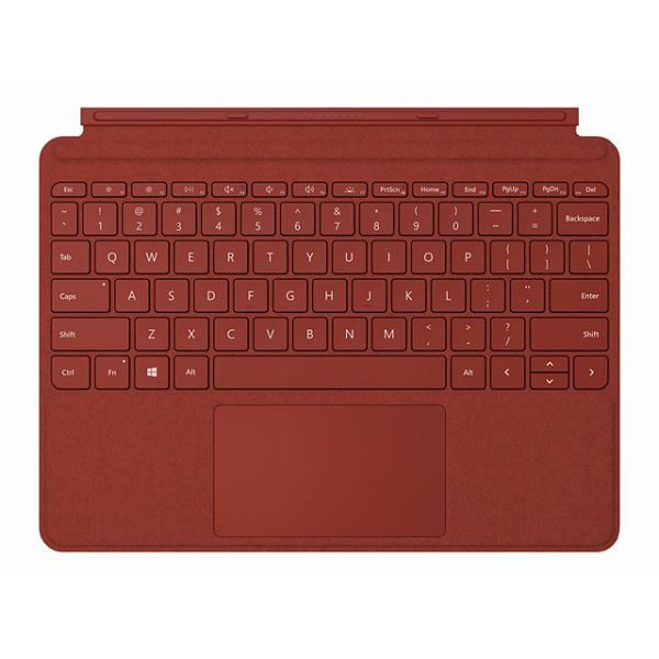 MS Surface GO Type Cover Poppy Red