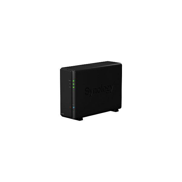 Synology DS118 DiskStation 1-bay NAS server, 2.5