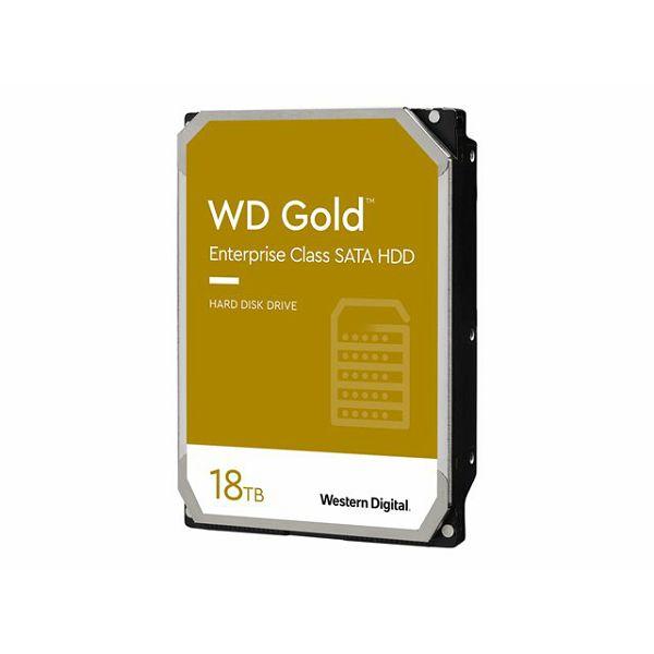 WD Gold 18TB HDD sATA 6Gb/s 512e