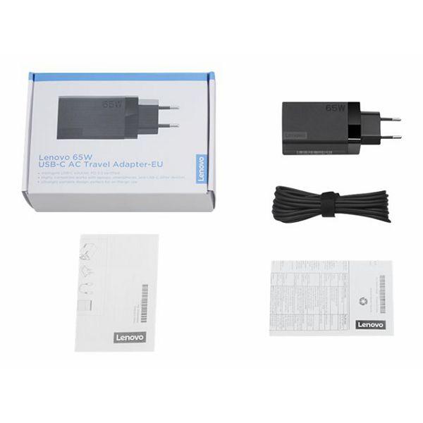LENOVO 65W USB-C AC Travel Adapter (EU)