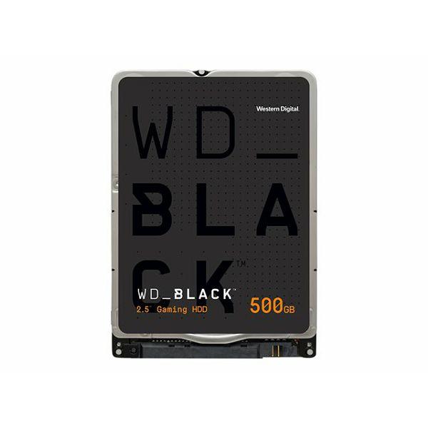 WD Black Mobile 500GB SATA 6Gb/s 7mm