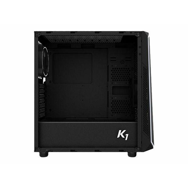 ZALMAN K1 Rev B Mid Tower ATX PC case