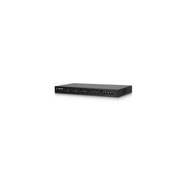 Ubiquiti EdgeSwitch 12-port SFP+, 4-port 10G RJ45, 1-port RJ45 Serial Console (ES-16-XG)