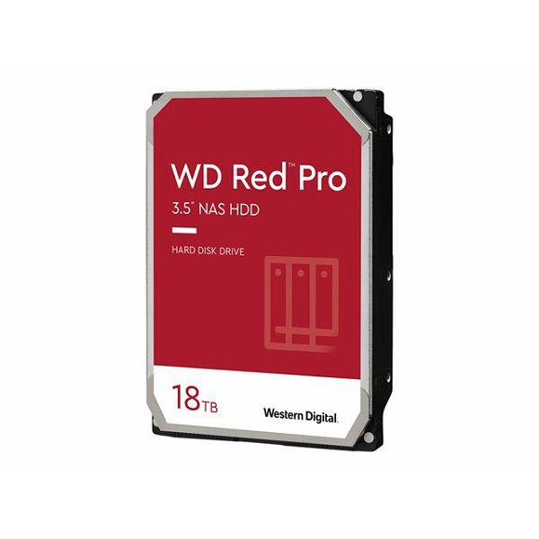 WD Red Pro 18TB 6Gb/s SATA HDD