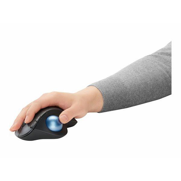 LOGI ERGO M575 Wireless Mouse GRAPHITE