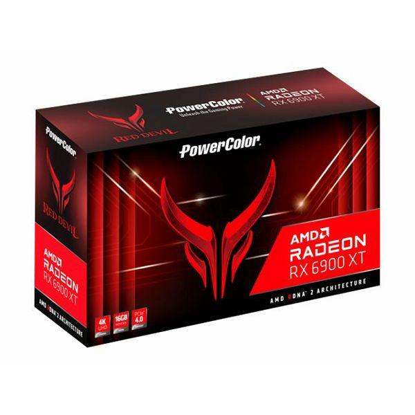 POWERCOLOR AMD Radeon RX 6900XT 16GB