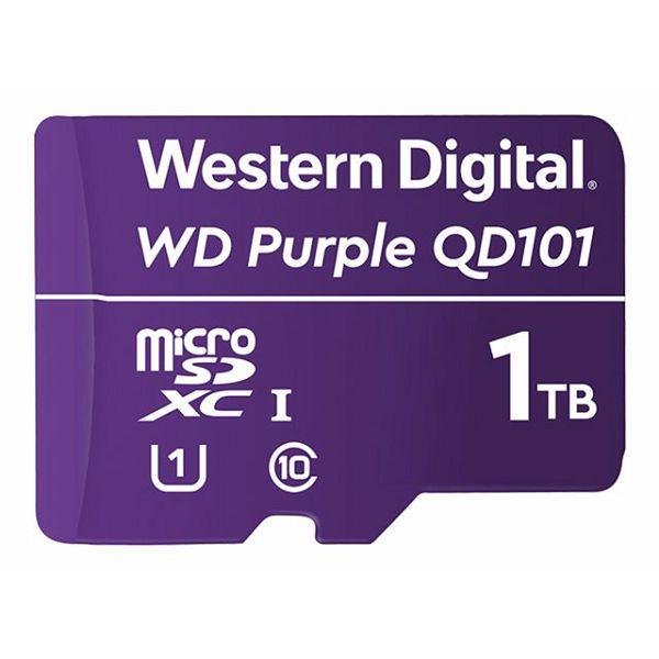 WD Purple 1TB SC QD101 microSD