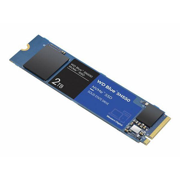 WD Blue SN550 NVMe SSD 2TB M.2 NVMe SSD