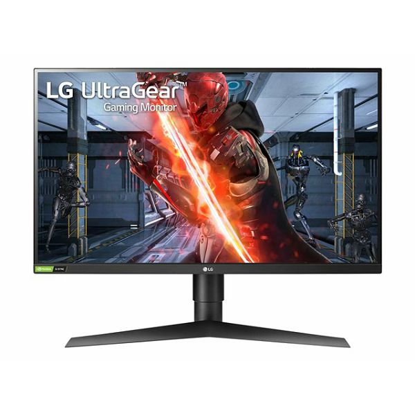 Monitor LG 27GN750-B 27inch FHD IPS 144Hz
