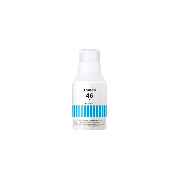 CANON GI-46 C EMB Cyan Ink Bottle