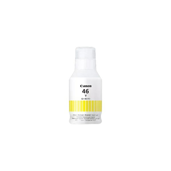 CANON GI-46 Y EMB Yellow ink Bottle