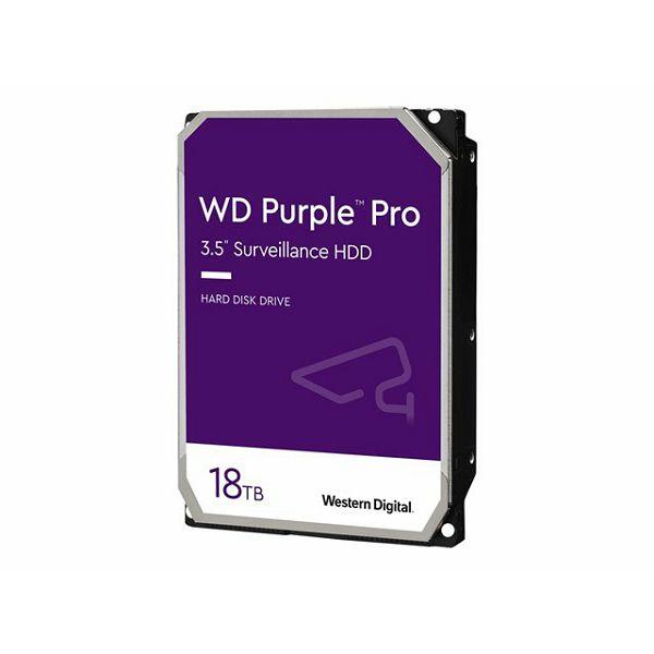 WD Purple Pro 18TB SATA 6Gb/s 3.5inch
