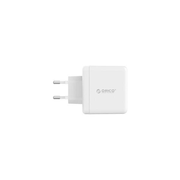 Orico 2-portni USB punjač, zidni, bijeli (ORICO WHC-2U-EU)