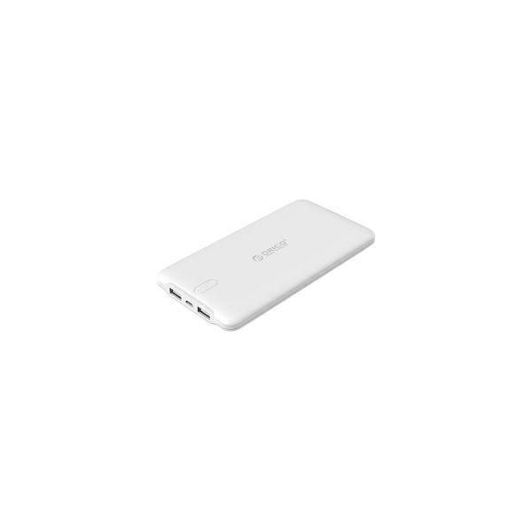 Orico punjač Powerbank LD10000 Dual USB port, 10000mAh, bijeli (ORICO LD10000)