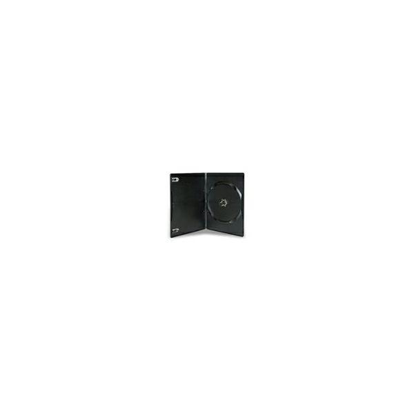 DVD-BOX dvostruki slim, crni