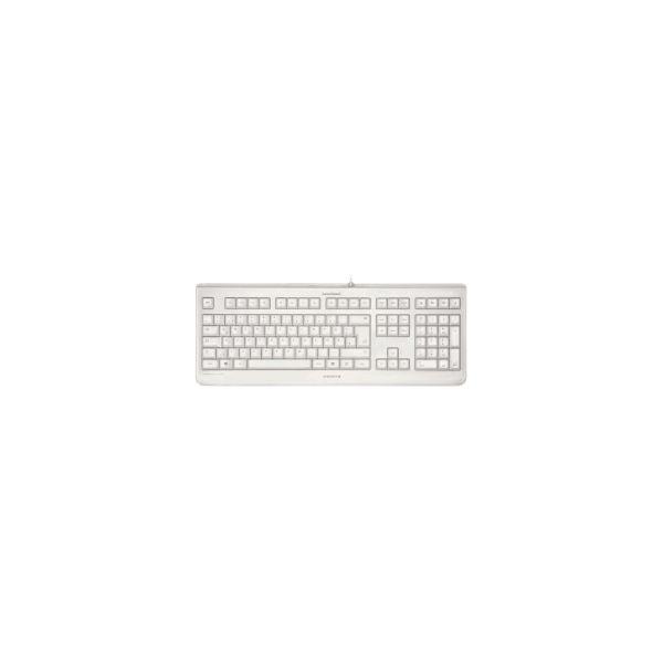 Cherry KC-1068 tipkovnica, IP68, USB, bijela