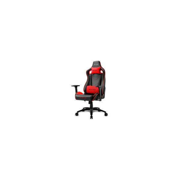 Sharkoon Elbrus 2 igraća stolica, crno-crvena