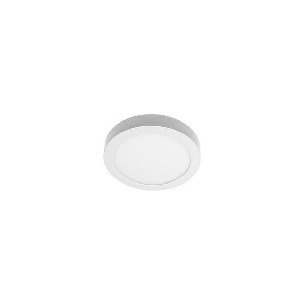 Nadgradna LED svjetiljka ORIS 7W 4000K 560Lm IP20/IK09 fi120