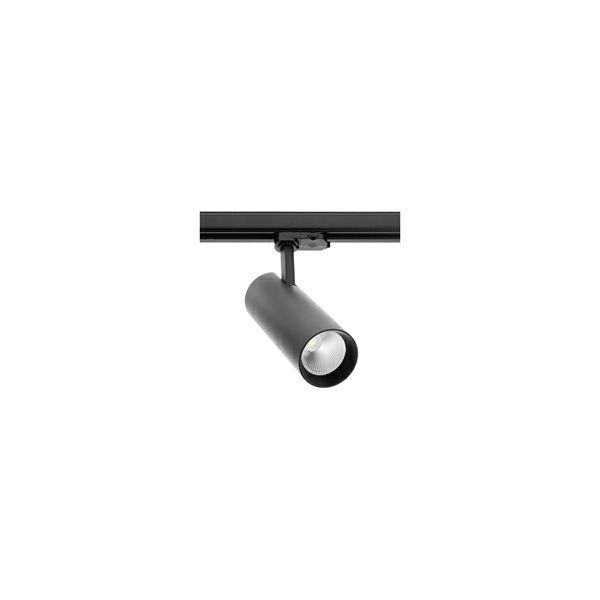 Tračni LED reflektor 20W, 4000K, 38°, 1800Lm, 3F, crni
