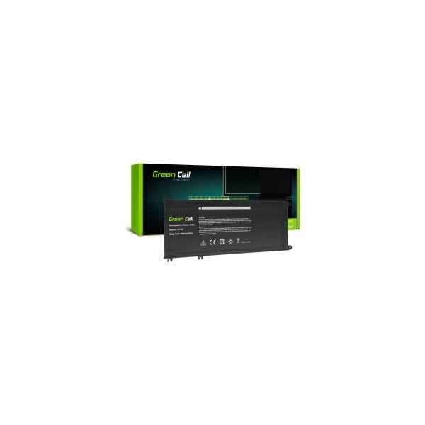 Green Cell (DE138) baterija 3500 mAh, 15,2V 33YDH za Dell Inspiron G3 3579 3779 G5 5587 G7 7588 7577 7773 7778 7779 7786 Latitude 3380 3480 3490 3590