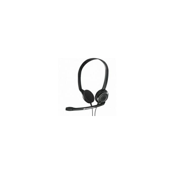 Sennheiser PC 8 slušalice sa mikrofonom, USB, crne