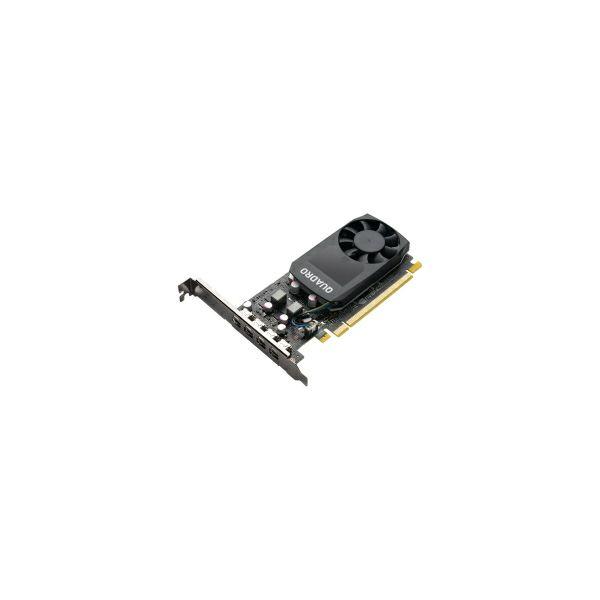 Fujitsu NVIDIA Quadro P1000 4GB FH (S26361-F2222-L104)