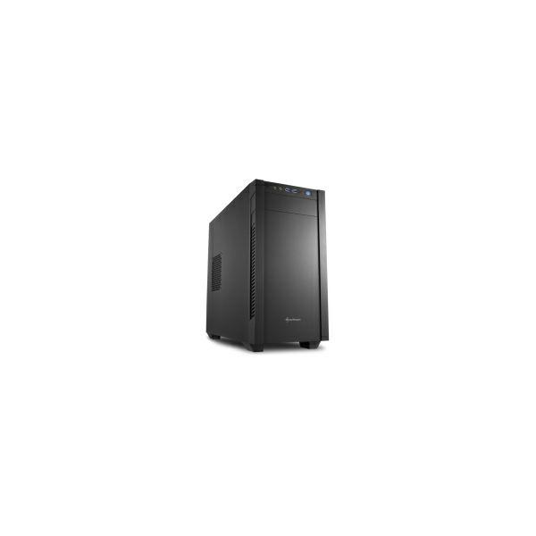 Sharkoon S1000 Micro-ATX kućište, bez napajanja, USB3.0, crno