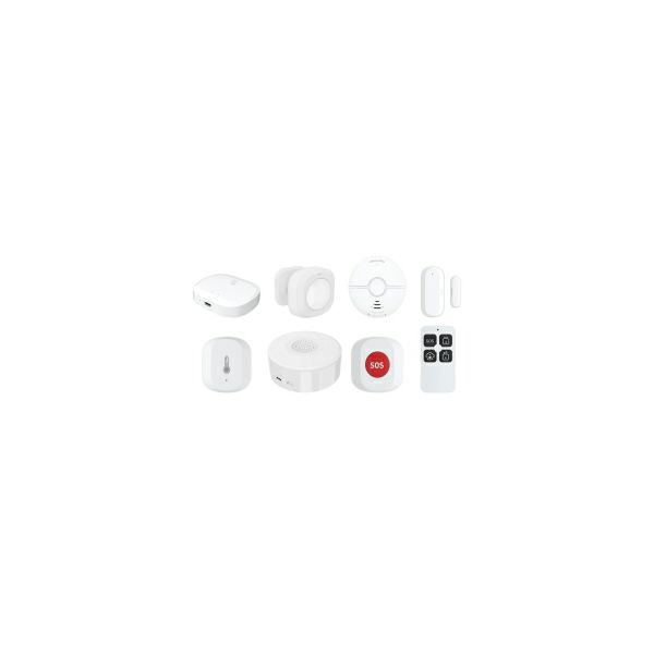 WOOX ZigBee Smart Sigurnosni komplet Pro