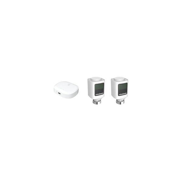 WOOX ZigBee Smart ventili za radijator kit (2 kom)