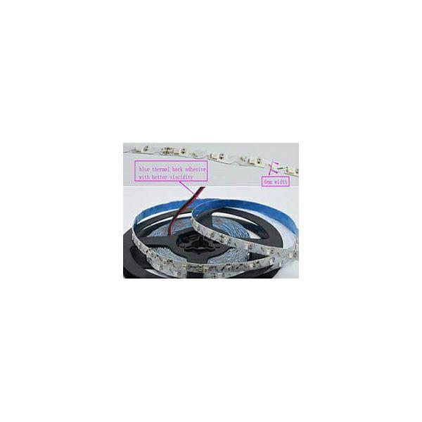 EcoVision LED traka 5m, 2835, 48 LED/m, 8W/m, 12V DC, RGB, IP20 S-SHAPE ( fleksibilna )