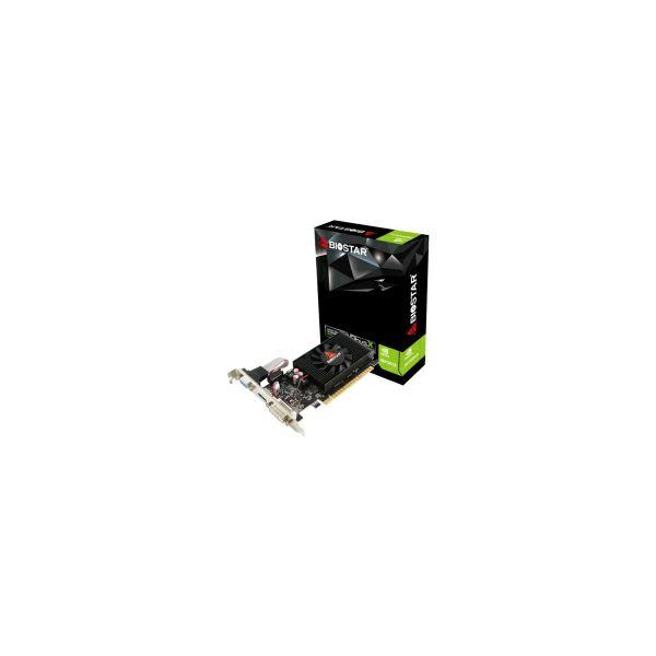 Biostar GeForce GT710 2GB DDR3/64-bit, PCIe 2.0, VGA/DVI/HDMI