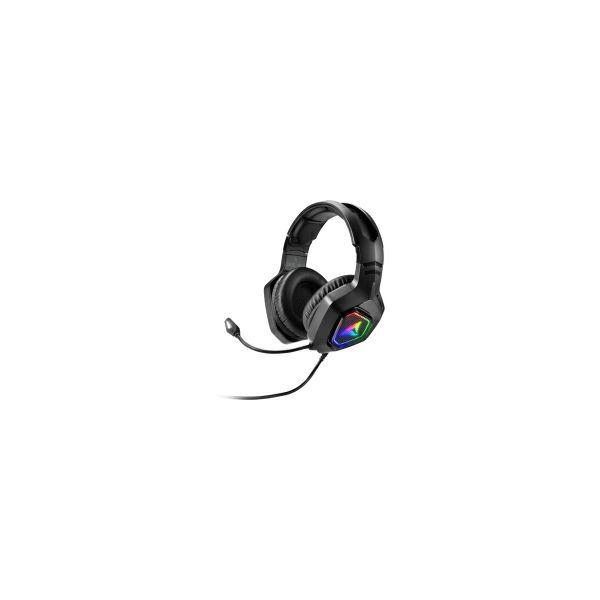 Sharkoon Rush ER30 stereo slušalice sa mikrofonom, RGB, USB (PC, PS4)
