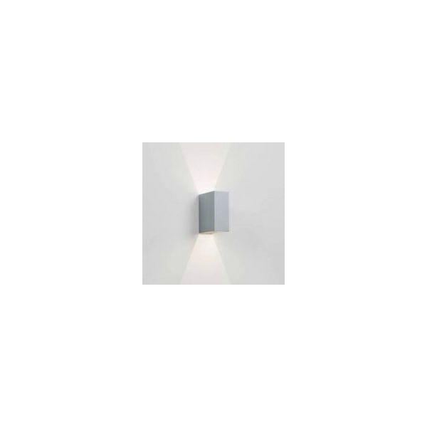 Delta Light zidna svjetiljka  Up-Down - siva