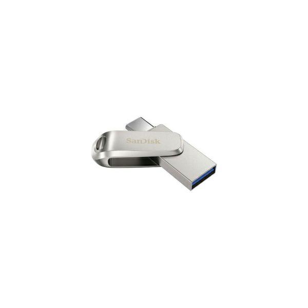 Memorijska kartica SanDisk Ultra Dual Drive Luxe USB Type-C 128GB USB 3.1 Gen1 (SDDDC4-128G-G46)